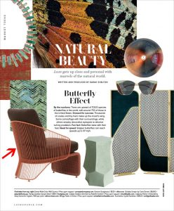 Discover Colette Outdoor Armchair