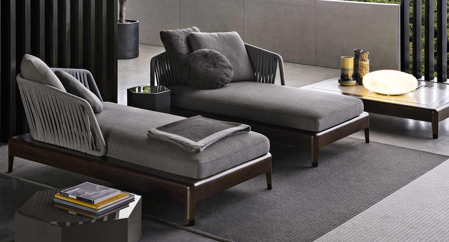 """Indiana """"Chaise-Longue"""""""
